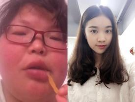Sự thật phía sau cô gái Trung Quốc mũm mĩm, mặt kém sắc giành danh hiệu Hoa khôi trường ĐH