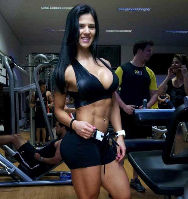 Eva Andressa la ai