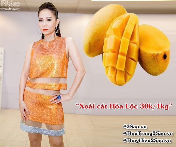 Những chiếc váy dị biệt làm nên tên tuổi mỹ nhân Việt-6