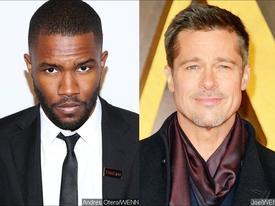 Brad Pitt đã nghe nhạc của ai để vượt qua cuộc hôn nhân đổ vỡ với Angelina Jolie