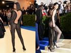 Kendall Jenner và Bella Hadid: Đôi bạn thân cuồng đồ lưới 'mặc cũng như không', chấp cả Hollywood