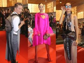 Thảm họa thời trang: Đàm Vĩnh Hưng khoác balo khó hiểu, Đoan Trang sến sẩm lọt top sao mặc xấu