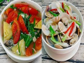 Đừng bỏ qua 2 món canh nấu nhanh mà ngon tuyệt trong mùa hè này nhé!