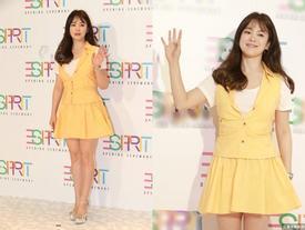 Song Hye Kyo béo ú, diện đồ quê mùa đi sự kiện