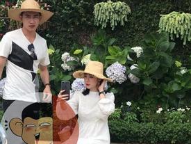 Facebook 24h: Biểu cảm lạ của Võ Cảnh khi phát hiện bị chụp lén cùng Angela Phương Trinh