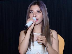 'Cô gái vừa ăn vừa hát' ở The Voice thay đổi đến mức không nhận ra