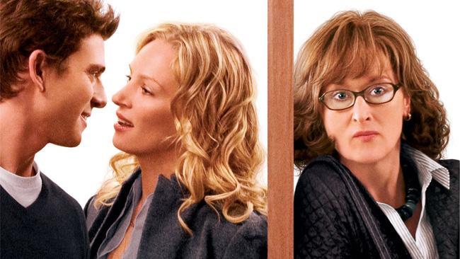 Bi hài chuyện sống cùng cha vợ - mẹ chồng trong phim Hollywood - Ảnh 3.