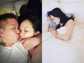 Facebook 24h: Đông Nhi khoe cảnh giường chiếu - Tuấn Hưng nịnh vợ sau ồn ào bị fans hôn