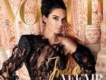 Vogue Ấn tích đủ 'gạch xây nhà' vì chọn Kendall Jenner làm gương mặt trang bìa kỷ niệm 10 năm
