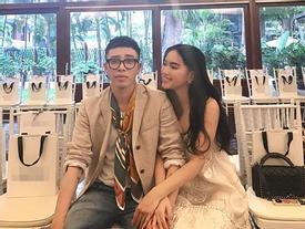 Hot-teen Việt 24h: Châu Bùi công khai khoảnh khắc với 'người tình trăm năm'