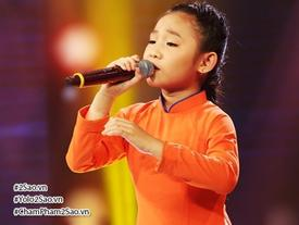 Thần tượng tương lai: Ban giám khảo 'chết mê' giọng hát của thí sinh 7 tuổi Nghi Đình