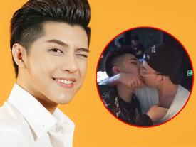 Bóc thông tin hot boy bị nhầm là Noo Phước Thịnh trong clip hôn bạn trai đắm đuối