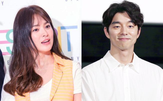 Chỉ bằng một câu nói, Song Hye Kyo bị cho là đang nhăm nhe hẹn hò tài tử Yêu tinh Gong Yoo - Ảnh 1.
