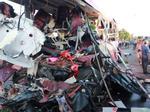 Tai nạn thảm khốc ở Gia Lai: Xác người nằm la liệt