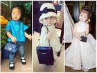 Con gái sao Việt bé tí nhưng đã 'cực chảnh' với loạt túi điệu
