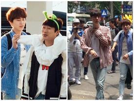 HOT: Ahn Jae Hyun, Kyuhyun và Mino đến Hà Nội để quay phim ở quán bún chả Obama