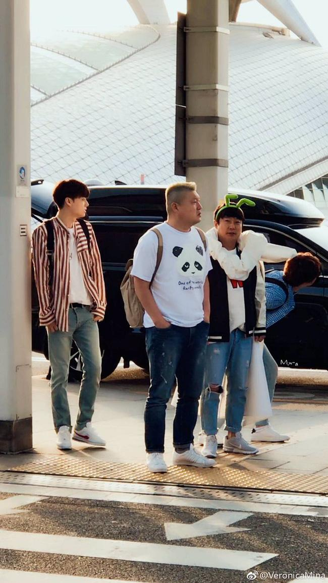 HOT: Ahn Jae Hyun, Kyuhyun và Mino đến Hà Nội để quay phim ở quán bún chả Obama - Ảnh 3.
