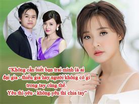 Sau 2 năm chia tay, Midu lần đầu tiên ám chỉ lý do vì sao tuyệt tình với thiếu gia Phan Thành