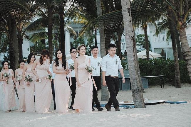 Hằng Túi hạnh phúc trở thành vợ người ta trong đám cưới bạc tỷ lãng mạn bên biển! - Ảnh 10.