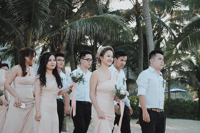 Hằng Túi hạnh phúc trở thành vợ người ta trong đám cưới bạc tỷ lãng mạn bên biển! - Ảnh 9.
