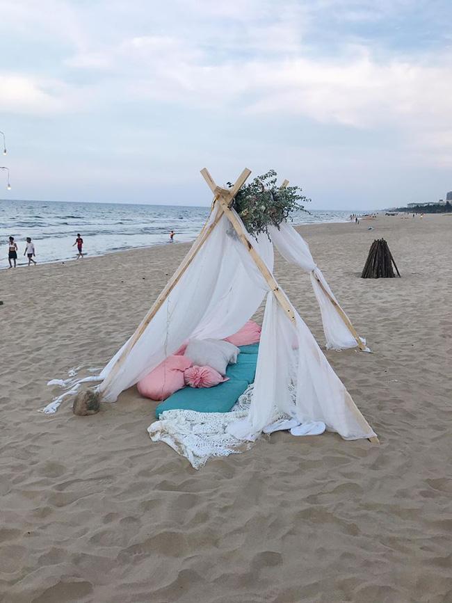 Hằng Túi hạnh phúc trở thành vợ người ta trong đám cưới bạc tỷ lãng mạn bên biển! - Ảnh 14.