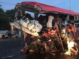 Tin mới nhất về sức khỏe của tài xế xe tải gây tai nạn ở Gia Lai