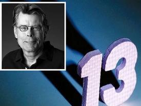 Nỗi sợ số 13 của nhà văn nổi tiếng Stephen King