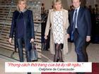 Ở tuổi 64, đệ nhất phu nhân Pháp Brigitte Macron vẫn sở hữu phong cách cực ngầu