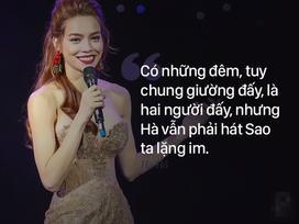 Bài hát hot trong tuần: Nghe lại ca khúc Hà Hồ thường dùng mỗi khi muốn dập scandal