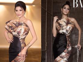 Người đẹp Việt thi chui, 5 lần 7 lượt đen đủi đụng váy với Hoa hậu Hoàn vũ Thế giới