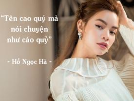Bị soi mói chỉ trích, sao Việt đồng loạt đáp trả sâu cay khiến anti-fan một đi không trở lại