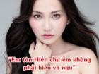 Facebook 24h: Kim Hiền bức xúc mở lời 'em tên Hiền chứ em không hiền và ngu'