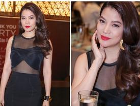 40 tuổi, Trương Ngọc Ánh vẫn thu hút mọi ánh nhìn với thời trang 'nửa kín nửa hở'