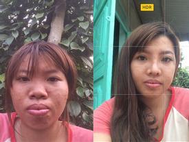 Cô gái 'Thị Nở tái sinh' khoe mặt mộc khác biệt khiến nhiều người ngỡ ngàng