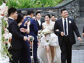 Đám cưới triệu đô của 'con cưng' trùm bất động sản Malaysia