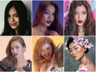 Ngắm 6 nhan sắc mới toanh lọt vào vòng ghi hình 'The Face 2017'