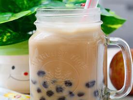 Cách làm trà sữa trân châu Đài Loan mát lạnh