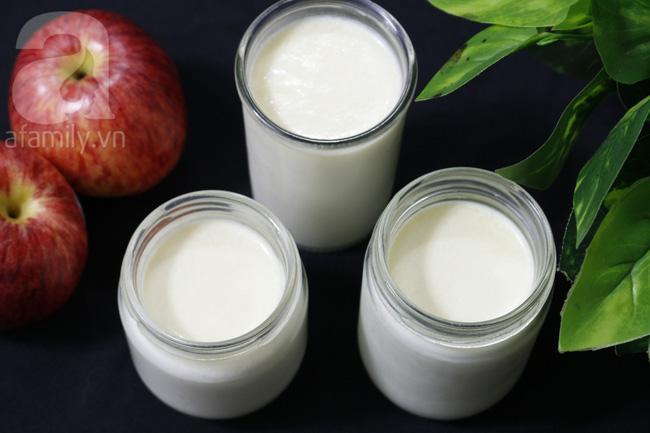 Mẹ Táo chia sẻ công thức làm sữa chua phô mai ngon ngất ngây - Ảnh 6.