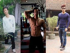 Bí kíp tăng 20kg của nam 9x nhờ thực đơn tập gym tăng cân tự nấu