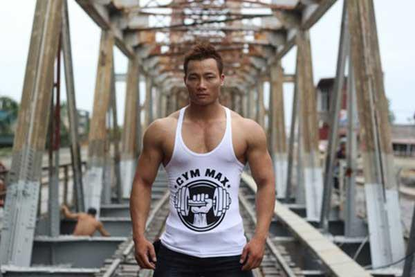 thuc don tap gym tang can vu dinh hoan