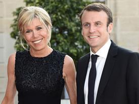 Đáp trả của Tổng thống Pháp khi cả thế giới 'soi mói' về người vợ hơn 24 tuổi