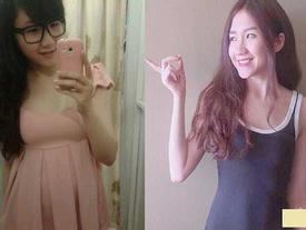 Giảm 17kg và bí kíp giảm cân sau sinh nhờ gym của mẹ 9x xinh đẹp