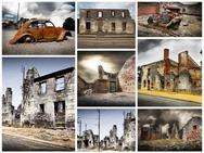 Khám phá 19 thị trấn 'ma' đáng sợ nhất thế giới