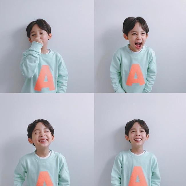 Chàng mẫu 5 tuổi mang hai dòng máu Hàn - Ả Rập khiến cư dân mạng ngây ngất vì quá dễ thương - Ảnh 11.