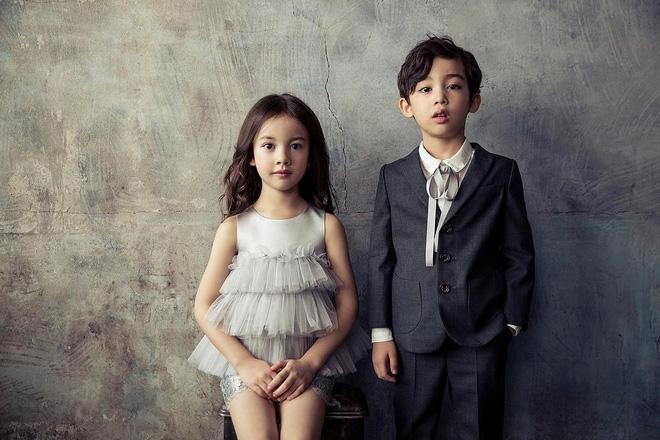 """""""Chàng"""" mẫu 5 tuổi mang hai dòng máu Hàn - Ả Rập khiến cư dân mạng ngây ngất vì quá dễ thương - Ảnh 12."""