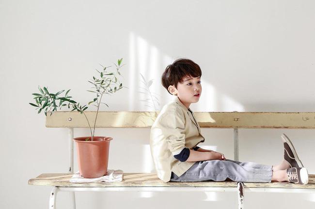 Chàng mẫu 5 tuổi mang hai dòng máu Hàn - Ả Rập khiến cư dân mạng ngây ngất vì quá dễ thương - Ảnh 10.