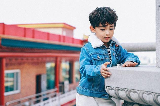 Chàng mẫu 5 tuổi mang hai dòng máu Hàn - Ả Rập khiến cư dân mạng ngây ngất vì quá dễ thương - Ảnh 9.