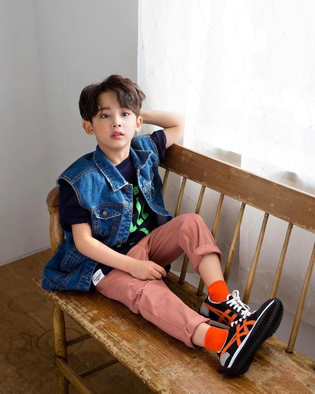 Chàng mẫu 5 tuổi mang hai dòng máu Hàn - Ả Rập khiến cư dân mạng ngây ngất vì quá dễ thương - Ảnh 5.