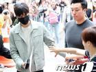 Hàng trăm fans từ khắp Châu Á chia tay Lee Min Ho lên đường nhập ngũ