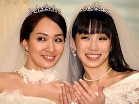 Cặp sao nữ đồng tính hot nhất Nhật Bản bất ngờ chia tay sau 2 năm kết hôn